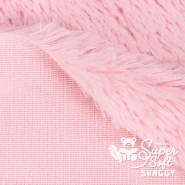 SuperSoft Shaggy - Rosa Bebé