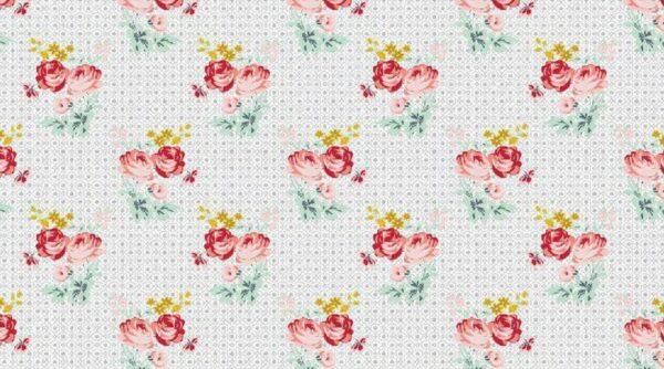 Rosas de Sonho 01 -Triplice Cinza