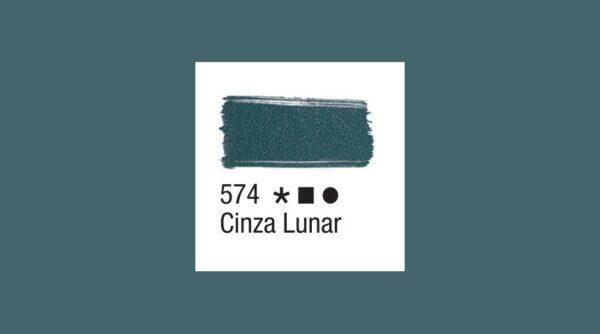 Acrilex - Cinza Lunar