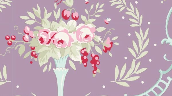 Birdsong Mauve Lilac