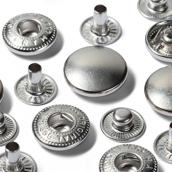 Prym Anorak 15mm Prata