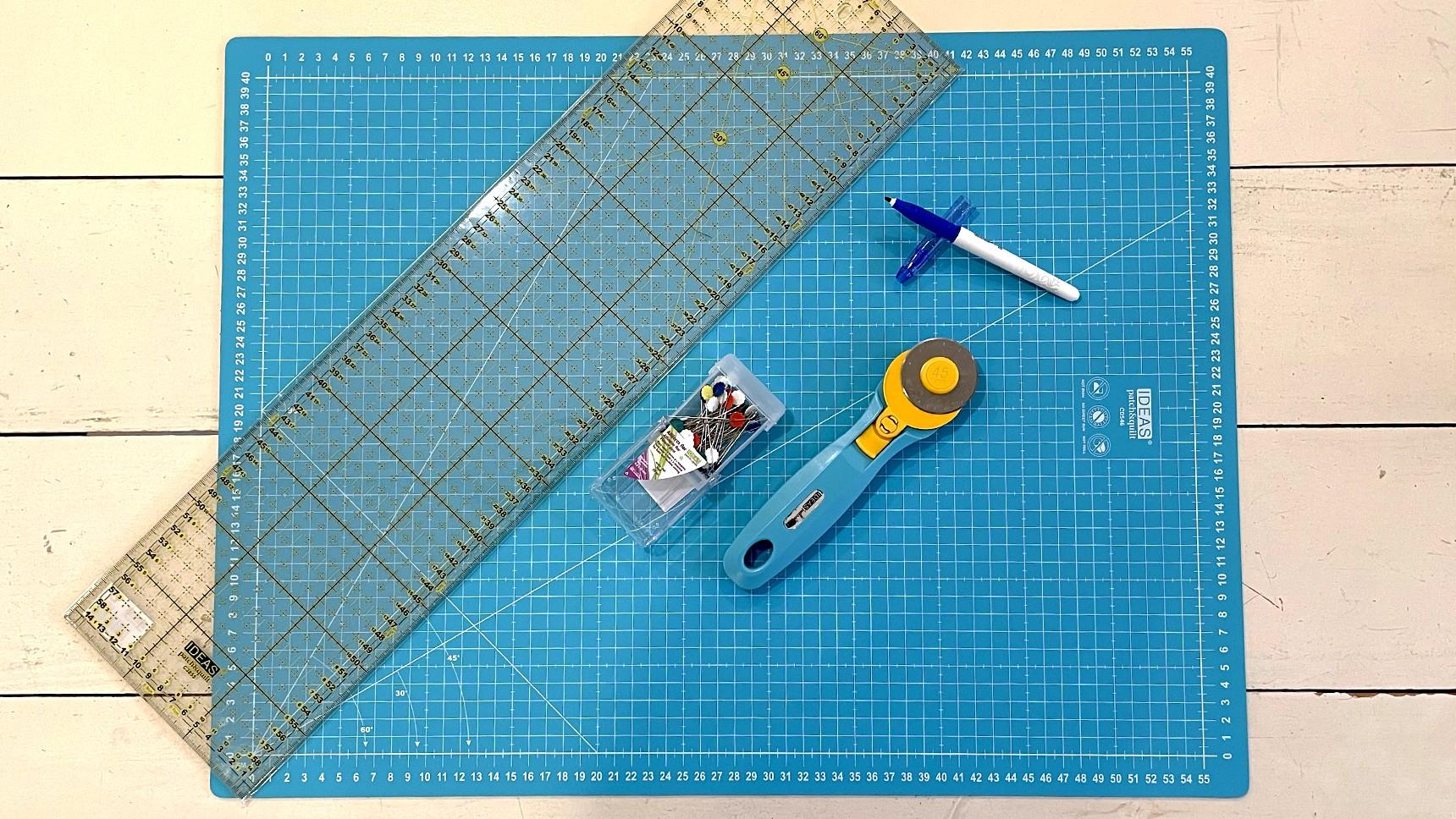 Kit Costura Criativa Riera Alta: Start Blue