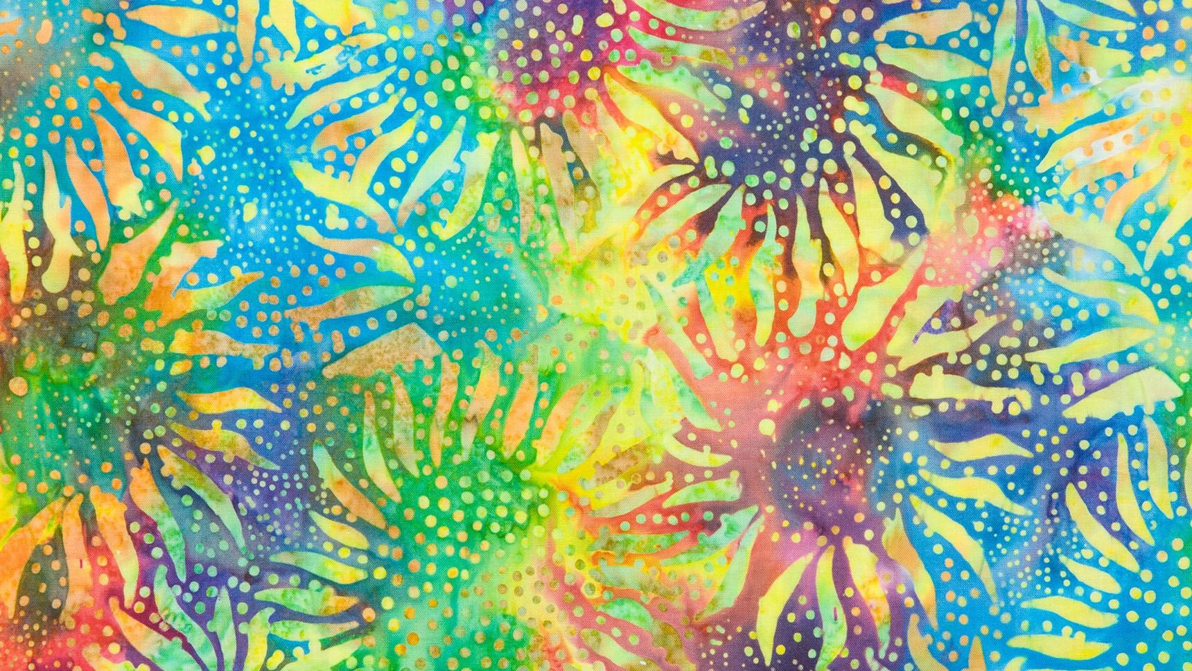 Batik Sunykiss Colors