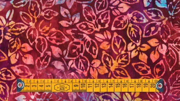 Batik Flores do Novo Dia