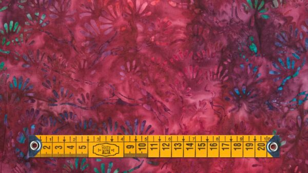 Batik Folhas do Oriente