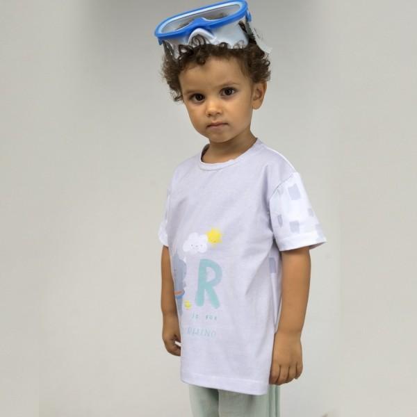 Painel T-Shirt Rhinos Baby