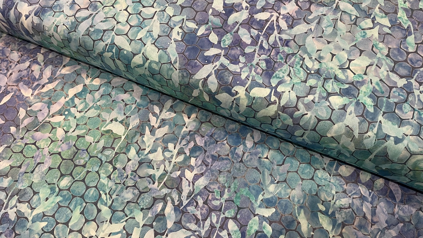 Batik Florazulis Alveolar