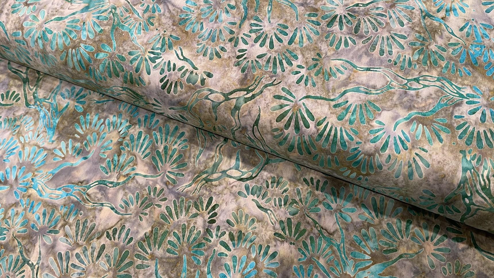 Batik Ramificações I