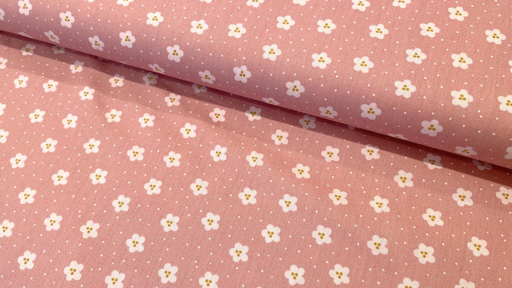 Simples Florzinhas em Rosa