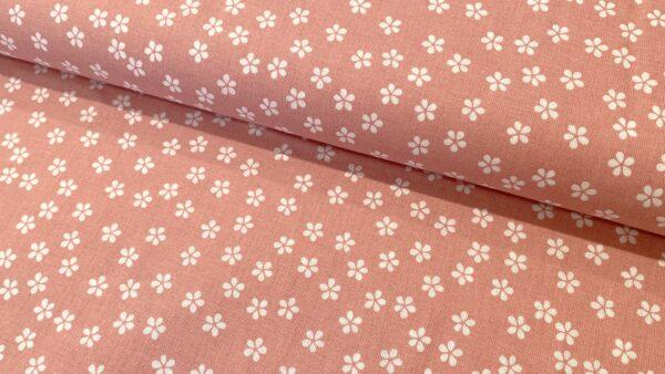 Lindas Flores em Rosa