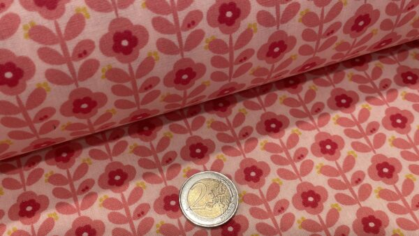 Resinado - Floral Rosa