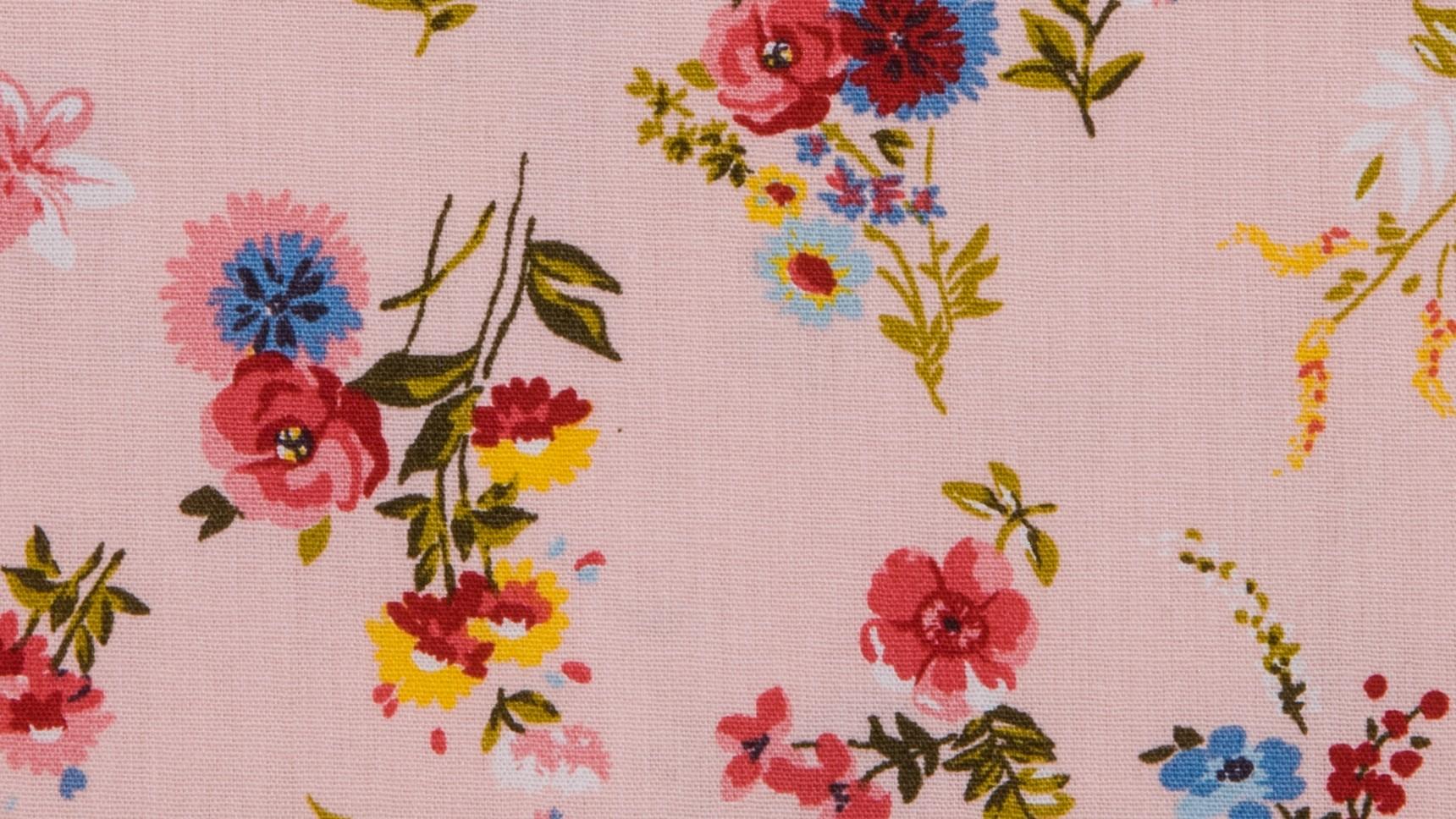 Floralissimo em Rosa