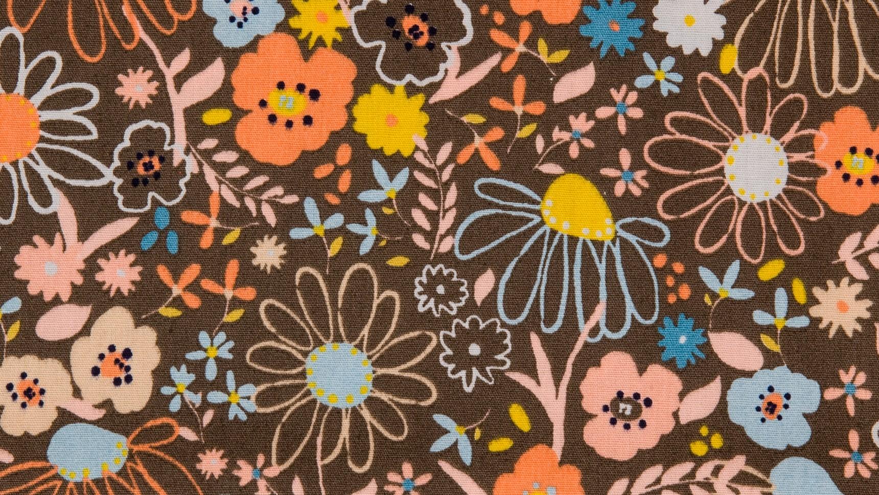 Floriações Coloridas I