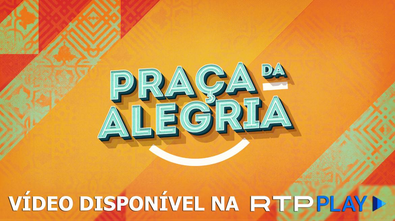 A Praça da Alegria RTP