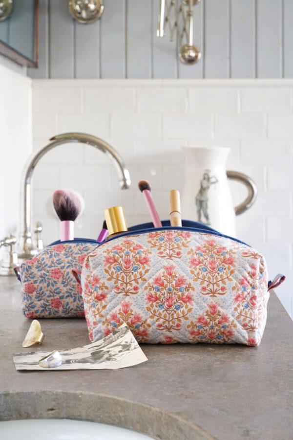 Tilda Toiletry Bags Blue 2